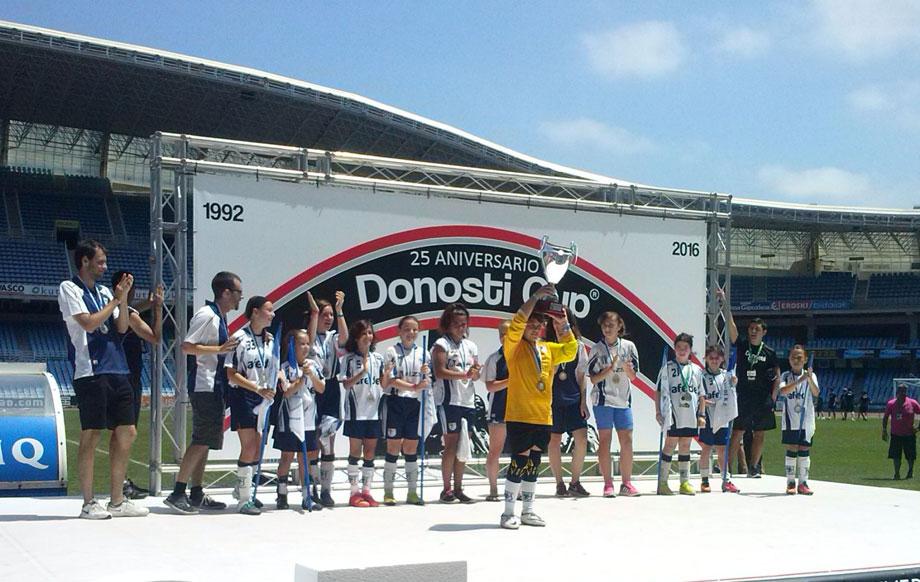 Donosti Cup Calendario Partidos.Intxaurdi Kirol Elkartea